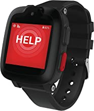Freedom Guardian Medical Alert System by Medical GuardianTM, All-in-one Wearable Medic Alert Smartwatch, GPS Location Tracker (1 Month Free + All Features) (Black)