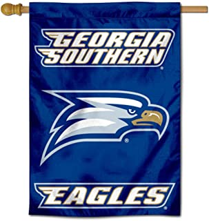 Georgia Southern Eagles Double Sided and Two Sided House Flag