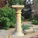 Columna de Piedra Decorativa para el jardín - Doria/Arena