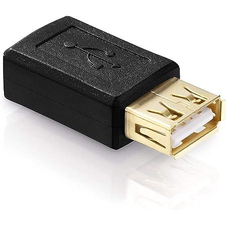 Conecto Cc20128 Usb 2 0 Adapter Micro Usb Buchse Auf Computer Zubehör