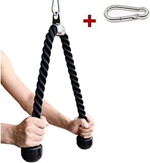 Best rope attachment face pulls Reviews