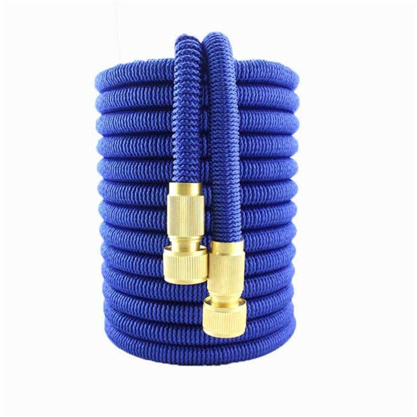 表向き公式公式散水用品、75Ftのガーデンホース拡張可能な25-100Ft柔軟な高圧カーウォッシュ