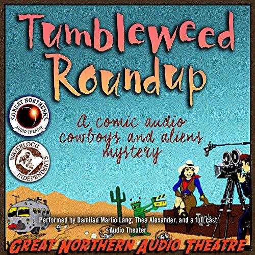 Tumbleweed Roundup copertina