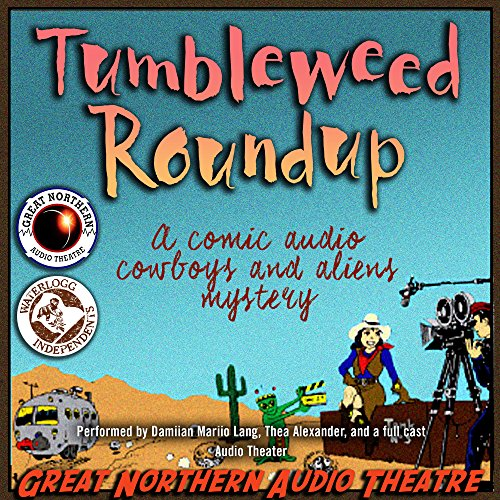 Tumbleweed Roundup  Audiolibri