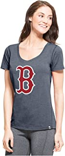 Boston Red Sox Women's '47 High Point Tee, Grey