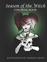 Season of the Witch: Coloring Book