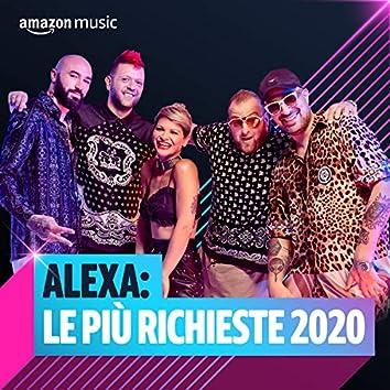 Alexa: le più richieste 2020