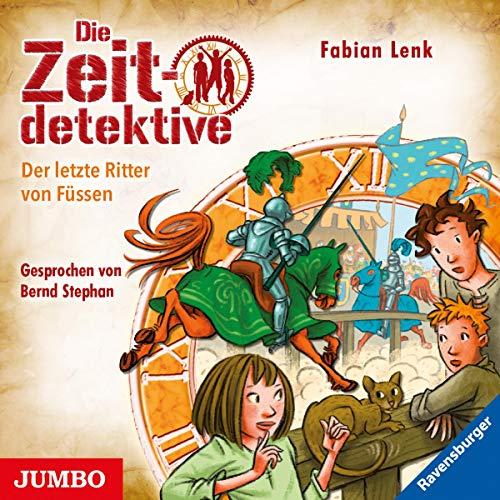 Der letzte Ritter von Füssen Titelbild