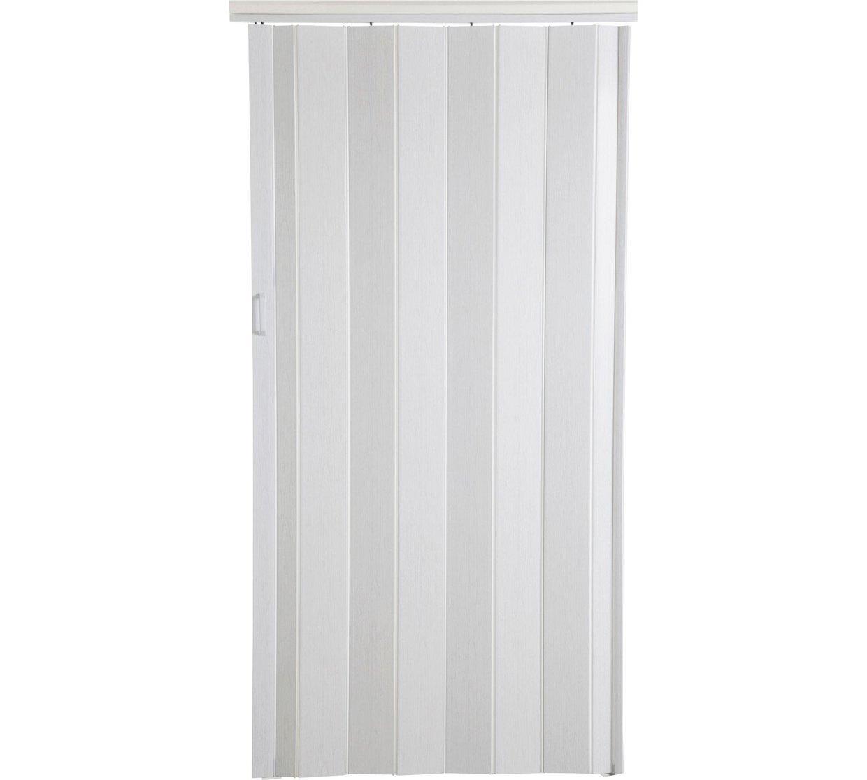 With Oak - Puerta doble efecto plegable, color blanco (770045422 ...