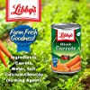 Libby's Sliced Carrots   Appealingly Tender & Deliciously Sweet   Vibrant Orange Slices   Farm Fresh Goodness   No Preservatives   14.5 ounce cans (Pack of 12) #2