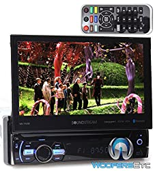 top rated Soundstream VR-75XB In-Dash 1-DIN 7inch LCD Screen DVD, CD / MP3, AM / FM Receiver, Bluetooth 4.0 and… 2021