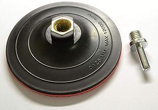 Falon Tech - Plato de Lija con Velcro M14, 125 mm 2 mm