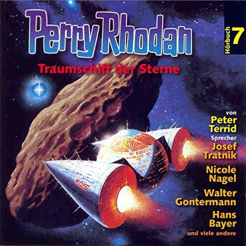 Traumschiff der Sterne audiobook cover art