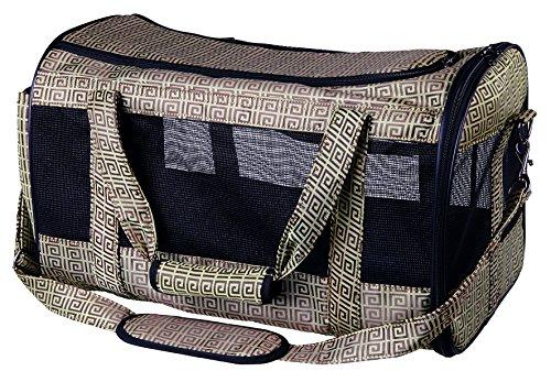 Trixie 28882 Tasche Malinda, 27 × 30 × 50 cm, bronze