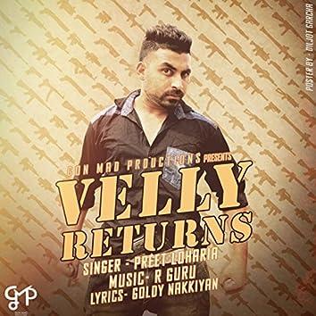 Velly Returns