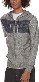 Men's Colorblock Full-Zip Hoodie Sweater