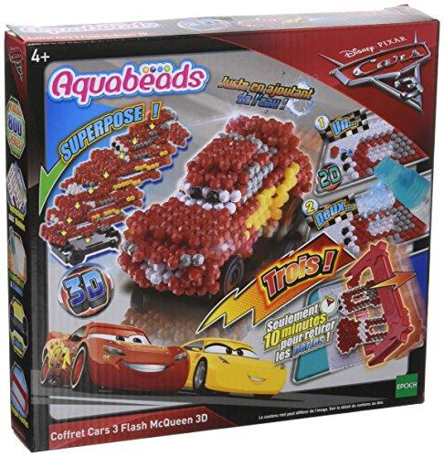 Aquabeads–31059–Coffret–Cars 3Flash McQueen 3D