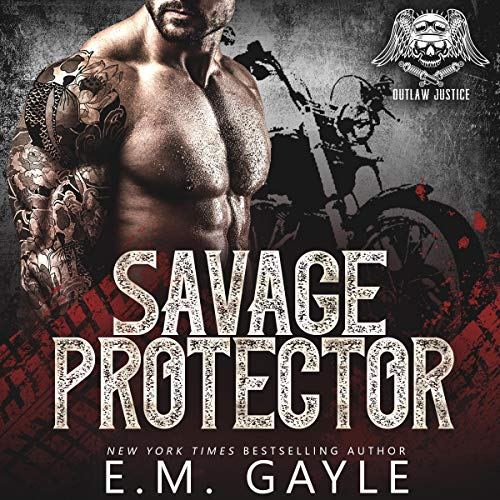 Savage Protector: Motorcycle Club Romance Titelbild