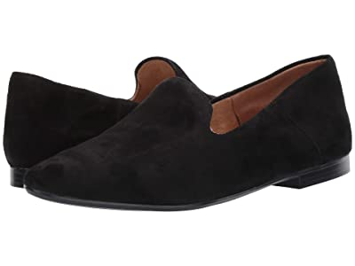 Naturalizer Lorna (Black Suede) Women