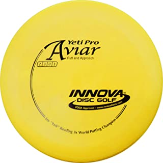 Innova Disc Golf Pro Yeti Avair Golf Disc (Colors may vary)