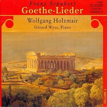 Schubert, F.: Lieder, Vol. 2