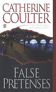 False Pretenses (Contemporary Romantic Thriller Book 1)