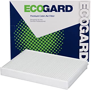 ECOGARD XC25840 Premium Cabin Air Filter Fits Volvo XC60, S60, XC70, S80 / Land Rover Range Rover Evoque, LR2, Discovery Sport / Volvo V60, XC90, V70, V60 Cross Country, S60 Cross Country