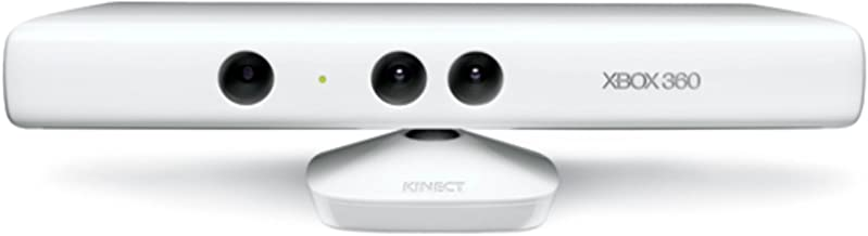 Microsoft XBOX 360 Kinect Sensor - White (Renewed)