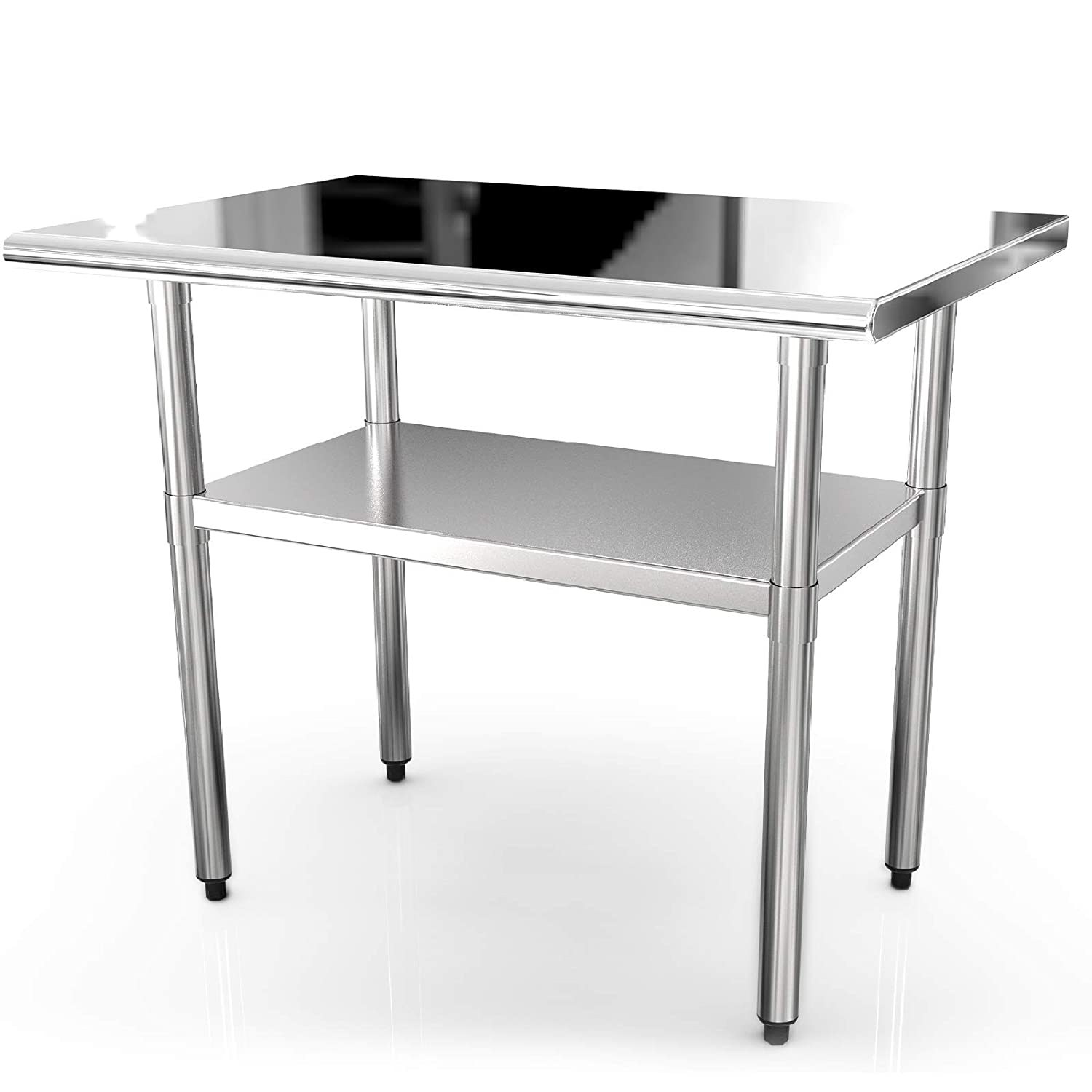 36x24 Oklahoma City Mall Inches Commercial Prep Table Stainless Steel Work Tables f gift
