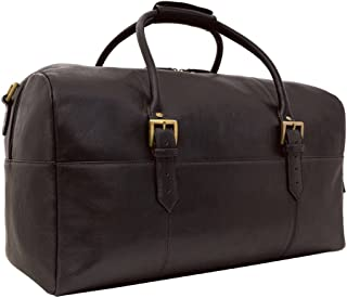 HIDESIGN Charles Duffle Bag, Brown, CH-004