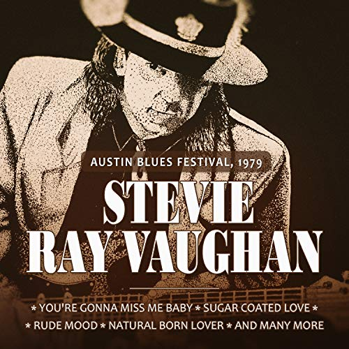 Austin Blues Festival 1979