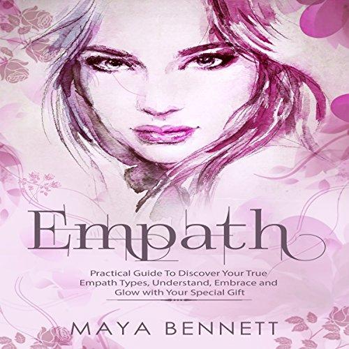 Empath audiobook cover art
