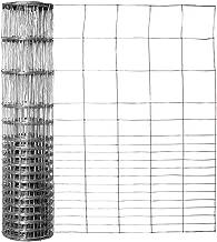 Origin Point Garden Zone 28 Inches x 50 Feet 16-Gauge Galvanized Rabbit Guard Garden Fence