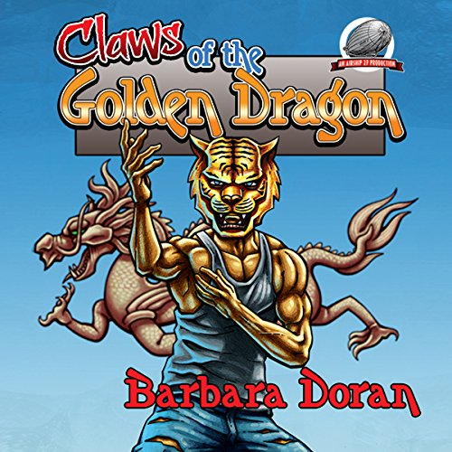 Claws of the Golden Dragon Titelbild