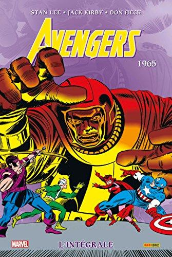 Avengers: L'intégrale 1965 (T02)