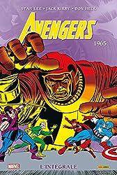 Avengers - L'intégrale 1965 (T02) de MANTLO+ DEFALCO+HANNIGAN
