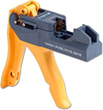 Fluke Networks JR-LEV-2 Jack Rapid Punch Down Tool for Leviton 61110 5G110 6110G