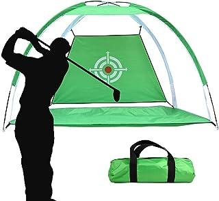 ASENVER Golf Practice Net Golf High Impact Net Golf Hitting Net with Target Golf Training Aids for Backyard Driving Range