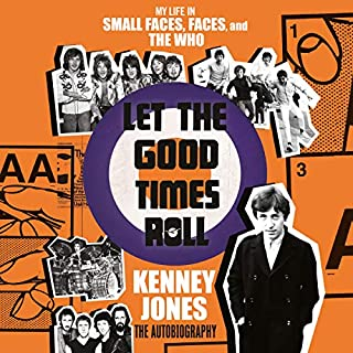 Let the Good Times Roll audiobook cover art