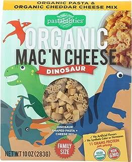 Pastabilities (NOT A CASE) Organic Mac & Cheese Dinosaur