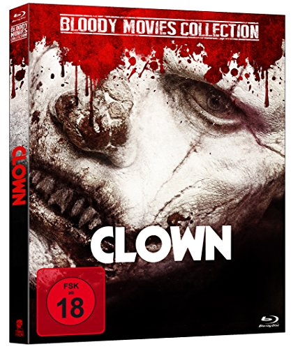 Clown (Bloody Movies Collection, Uncut) [Blu-ray]
