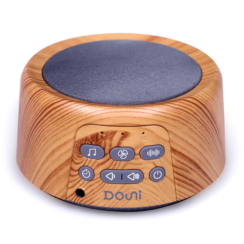 Douni Sleep Sound Machine Non Looping
