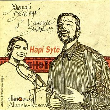 Hapi Syte - Albanie, vol.5