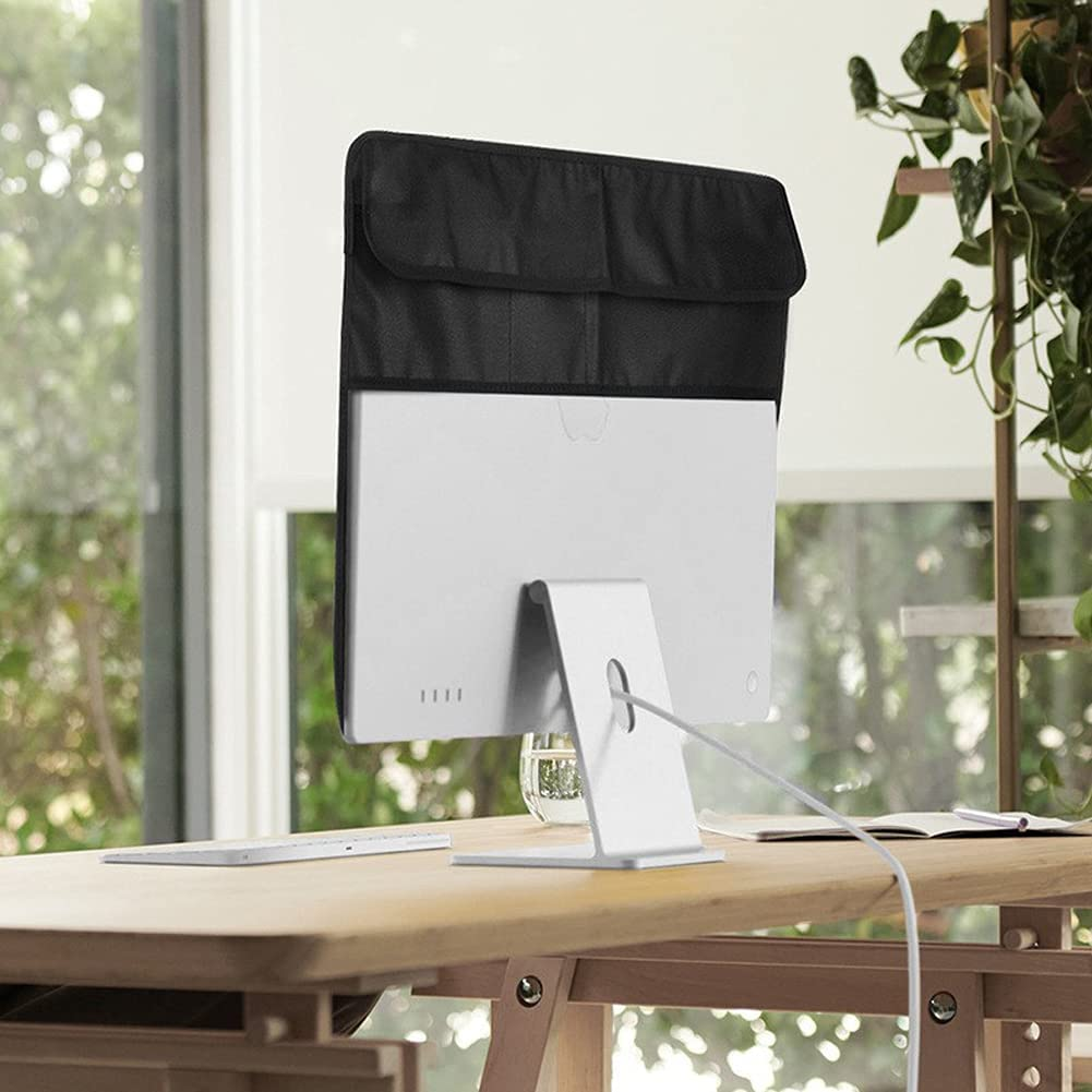 Cover Compatible for iMac 2021 24 inch, Monitor Dust Cover for 2021 Apple iMac 24