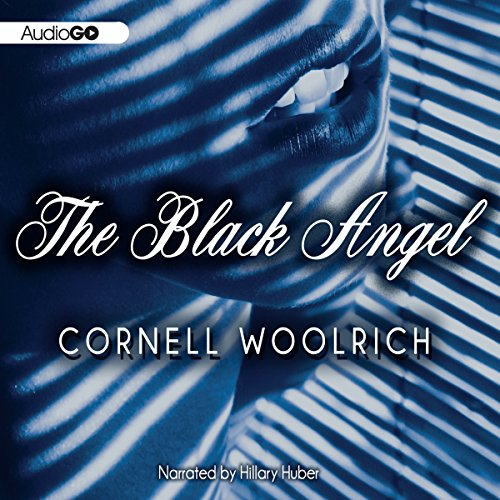 The Black Angel audiobook cover art