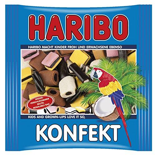 HARIBO Konfekt 500g,6er Pack (6 x 500 g)