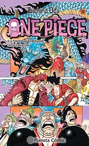 One Piece nº 92: Y la cortesana Komurasaki entra en escena