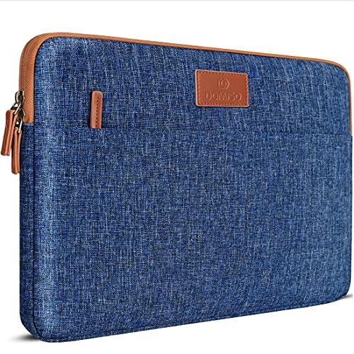 DOMISO 17.3 Zoll Wasserdicht Laptop Sleeve Hülle Notebook Hülle Schutzhülle Tasche für 17.3