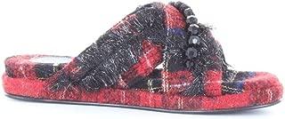 SIMONE ROCHA Luxury Fashion Womens SLD13B0219ROSSOENERO Multicolor Sandals | Season Outlet