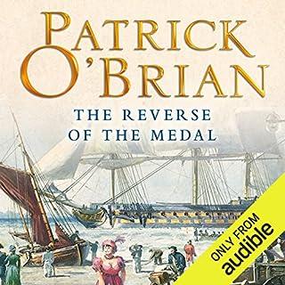 The Reverse of the Medal     Aubrey-Maturin Series, Book 11              Auteur(s):                                                                                                                                 Patrick O'Brian                               Narrateur(s):                                                                                                                                 Ric Jerrom                      Durée: 10 h et 37 min     10 évaluations     Au global 4,9